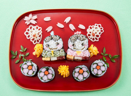 Cute Hinamatsuri Recipes