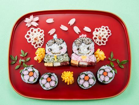 Cute Hinamatsuri Recipes