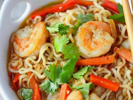 Asian-Style Shrimp Recipes