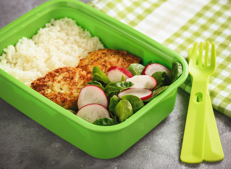 Back To School Bento Box Ideas