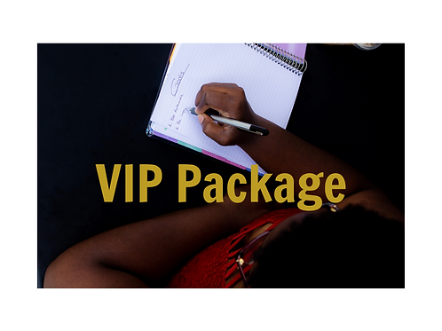 VIP PACKAGE - I am MAGIC 21-day Affirmation Journey