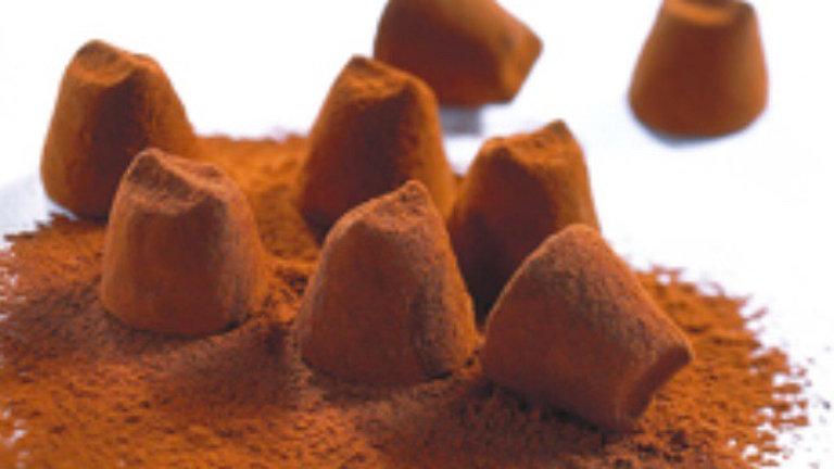 Cocoa Truffles 100g