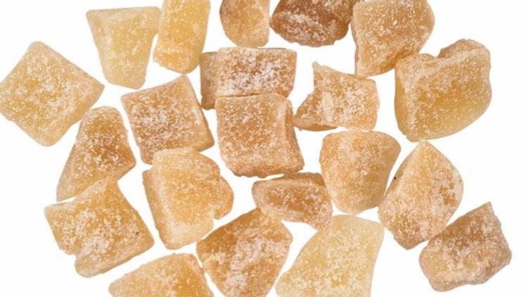 Crystallised Ginger 100g