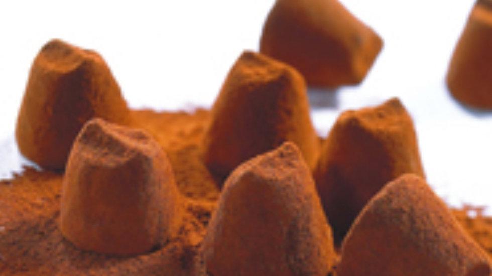 Salted Caramel Cocoa Truffles 100g