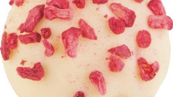Raspberry & Champagne Truffles 100g