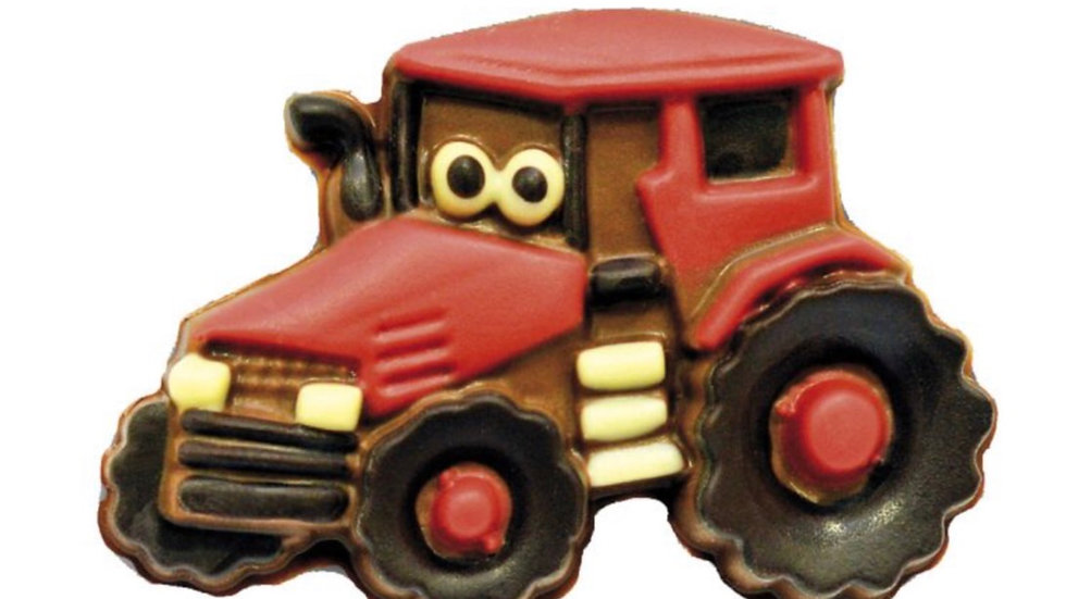 Ted The Chocolate Tractor
