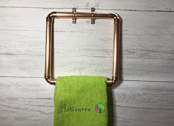 Copper Pipe Towel Holder / Ring
