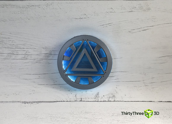 Arc Reactor, MK5, 3D Printed, (Unofficial)