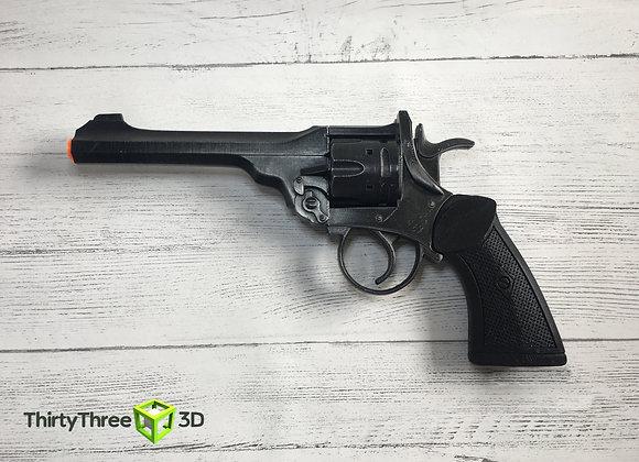 Webley.455 MKVI Pistol, 3D Printed