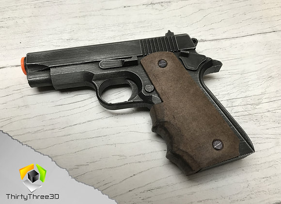 Colt Defender, The Last of us, 3D Printed, Unofficial.