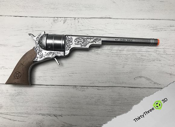 Colt Paterson, 3D Printed,  (Unofficial)
