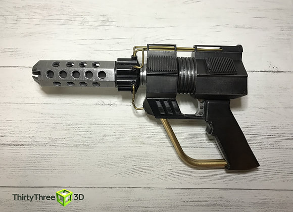 Lightning gun from Hawk (Mike Booth) Official.