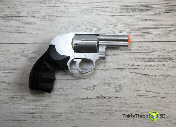 Smith & Wesson 649 Revolver, 3D Printed