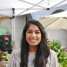Anisha Rathod, Foodwise Programs Coordinator at CUESA