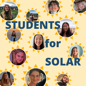 CAP Spotlight: Sophia Ware and Students For Solar