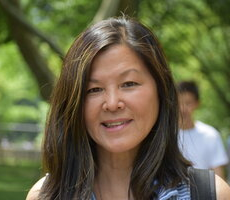Maria Yap, Founder and Executive Director of Peninsula Food Runners