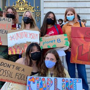 San Francisco Climate Strike 2021!!
