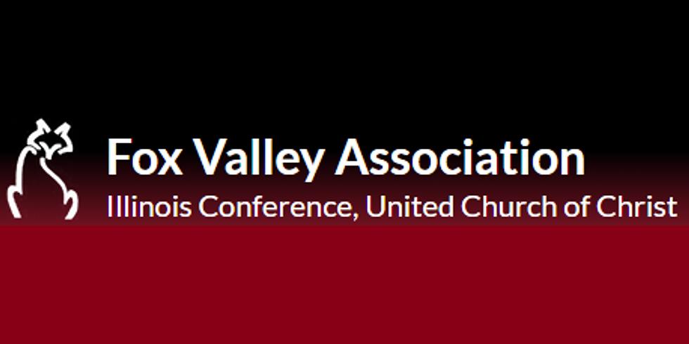Fox Valley Association Fall Meeting 2021