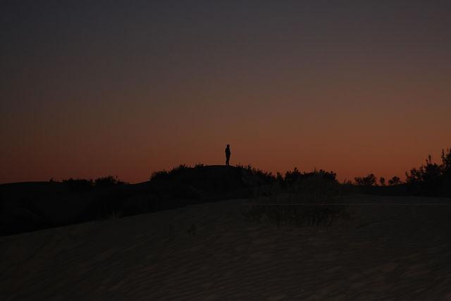 Merci au désert