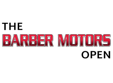Barber Motors named new title sponsor for home tournament.