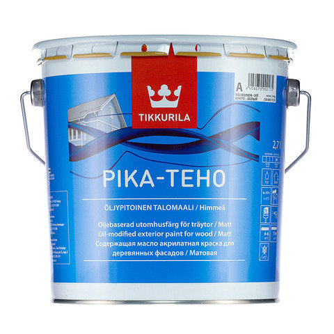 Pika-Teho (Пика-Техо) 2.7л. A