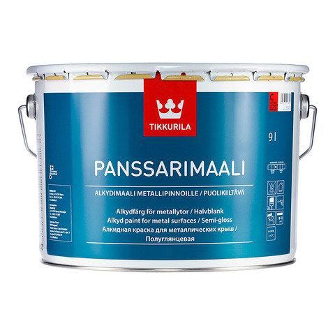 Panssarimaali (Панссаримаали) 2.7л. A