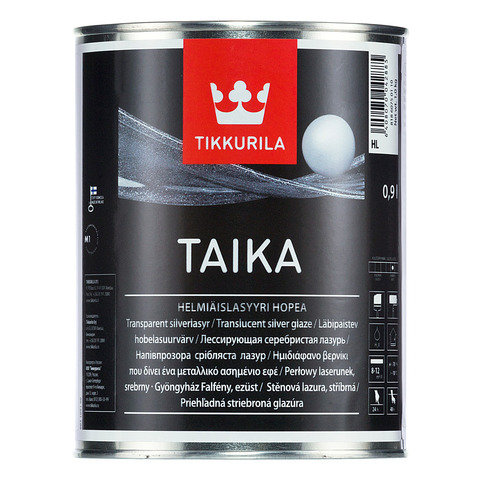 Taika лазурь золото (Тайка) KL 0.9л.