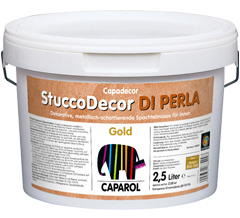 STUCCODECOR DI PERLA (Ди Перла) 2.5л. СЕРЕБРО