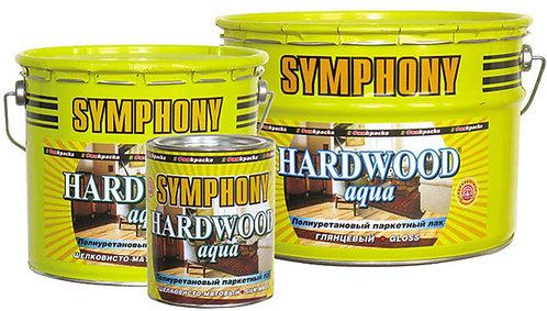 HARDWOOD Aqua (хардвуд аква) ш/м 0.9л.
