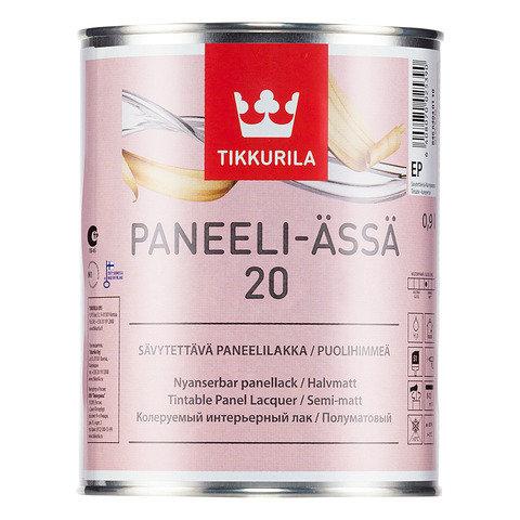 Paneeli Assa (Панели-Ясся) п/м. 2.7л.