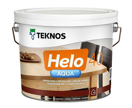 HELO AQUA 40 (хело аква 40) п/гл. 2.7л.