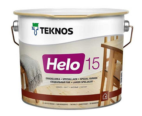 HELO 15 (хело 15) мат. 9л.