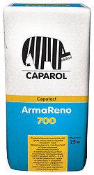 "Caparol Capatect Armareno 700 25кг. (Эффект ""Травертин"")"