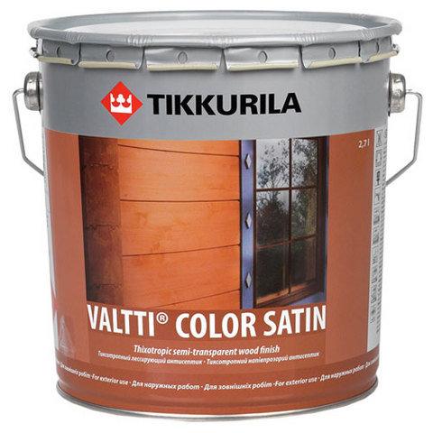 Valtti Color Satin (Валтти Колор Сатин) 0.9л.