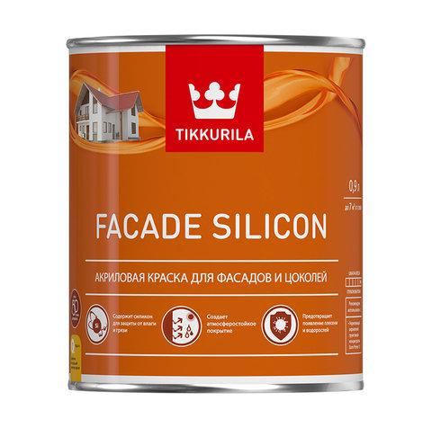 Facade Silicon (Фасад Силикон) 9л. C