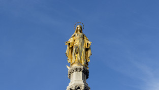 En mai, trente sanctuaires du monde reliés à la prière du Pape