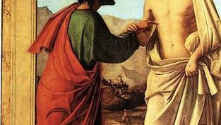 Bon dimanche de Saint Thomas et de la Miséricorde !