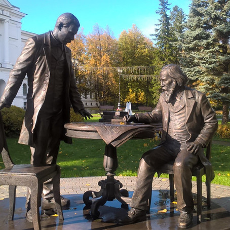 Работа на праздничных мероприятиях по поводу 140-летия ТГУ