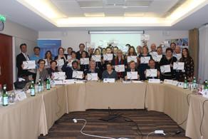 Coordenadores Nacionais do projeto ESSA-Sport reuniram-se pela segunda vez em Lyon