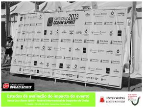 Santa Cruz Ocean Spirit - Estudos de avaliação do impacto do evento