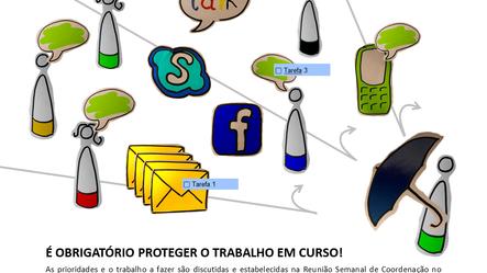 Projeto de melhoria dos processos individuais de trabalho dos colaboradores da empresa YTravel, Lda