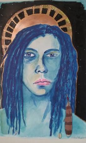 """Alchemy of Sorrow #3: Letting Go,"" 2016"