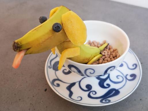 """Linda Nyberg päästää aamiaispöydässä luovuuden valloilleen – """"Lapsen nauru on niin ihanaa"""""""