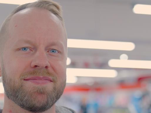 Kauppias Jarmo Rantanen arvostaa urheiluseurojen toimintaa