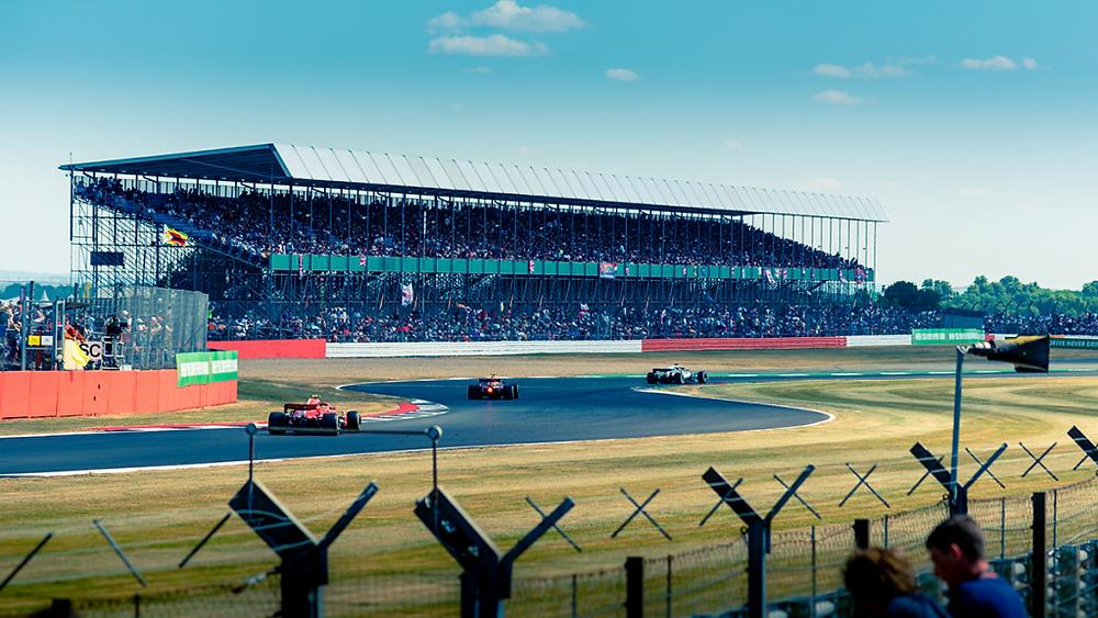 Formula 1 rata.