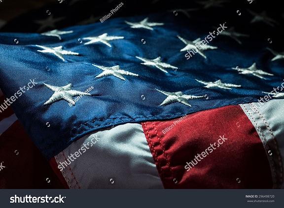 stock-photo-american-flag-military-polit