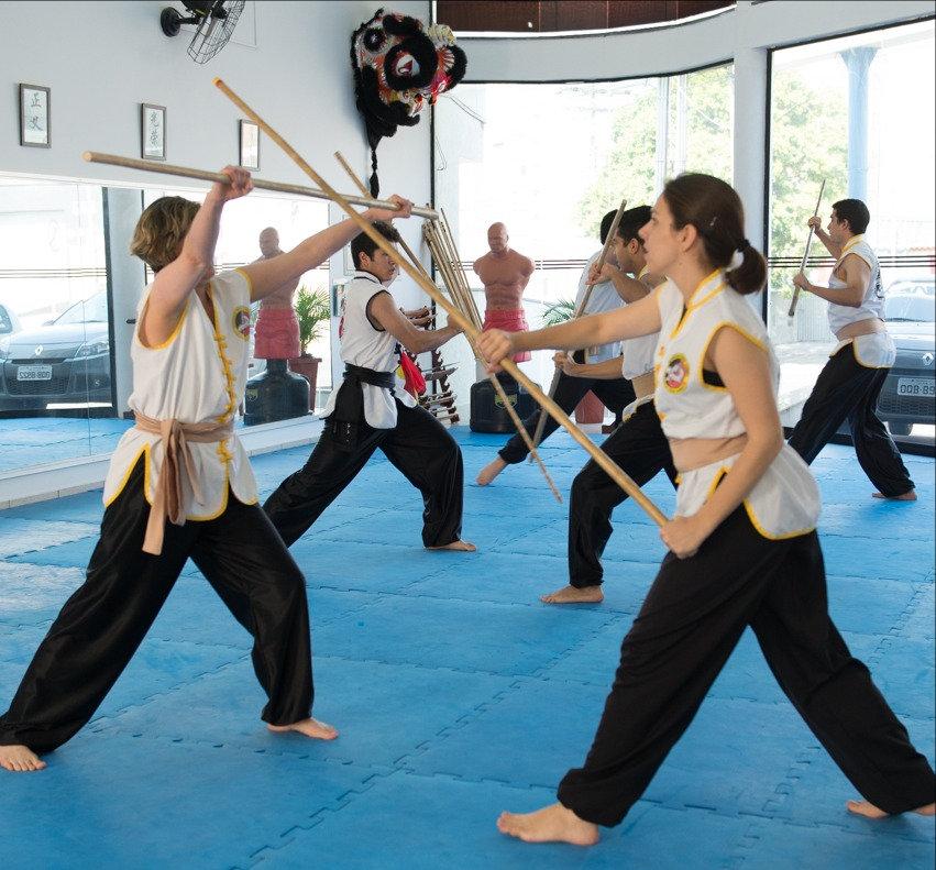 Kung Fu Adulto