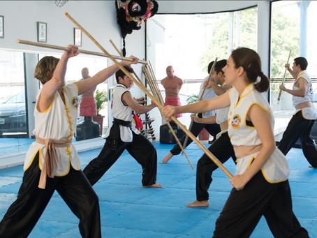 6 Motivos para você treinar Kung Fu