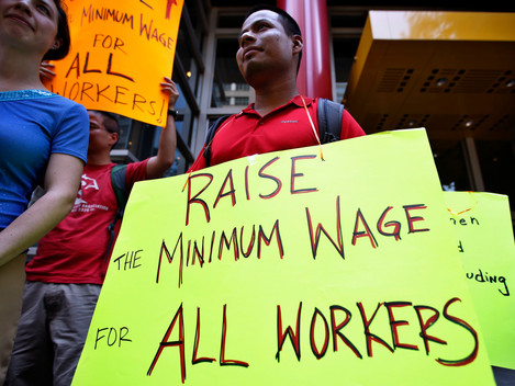 From Seattle to South Carolina: The Changing Landscape of Minimum Wage in America
