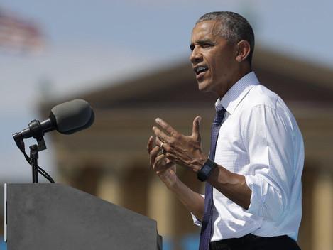 A Tippy-Toe Presidency